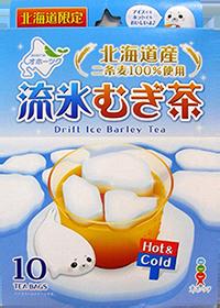 北海道産流氷むぎ茶ティーパック