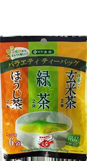 土倉カップ用ティーバッグバラエティティーバッグ6袋